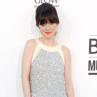 Zooey Deschanel Pictures at 2012 Billboard Music Awards