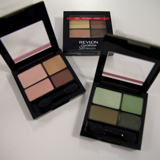 Review and Swatches: Revlon ColorStay 16HR Eyeshadow Quads
