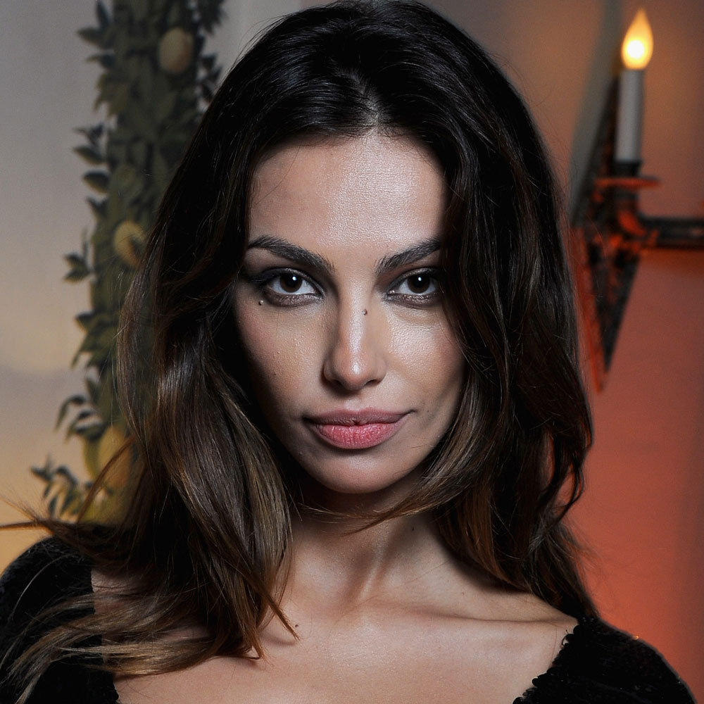 Madalina Ghenea at the IWC Filmmakers Dinner
