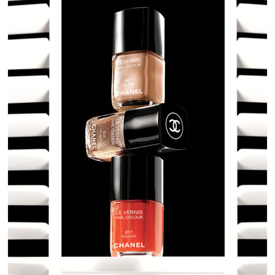Chanel Le Vernis Summer 2012 Nail Colors