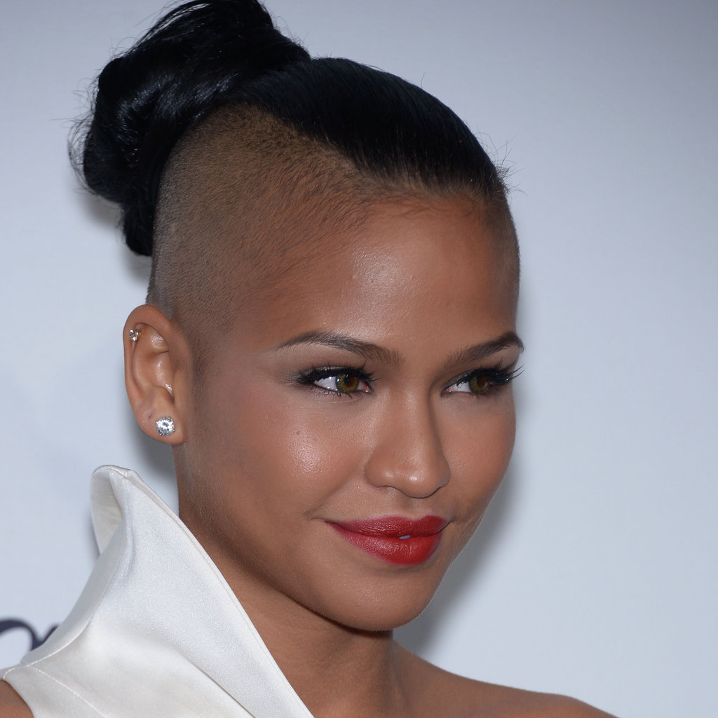 Cassie at the Chopard Mystere Party