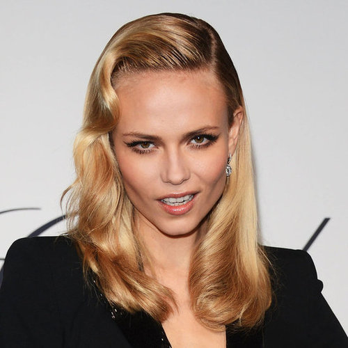 Natasha Poly at the Chopard Mystere Party