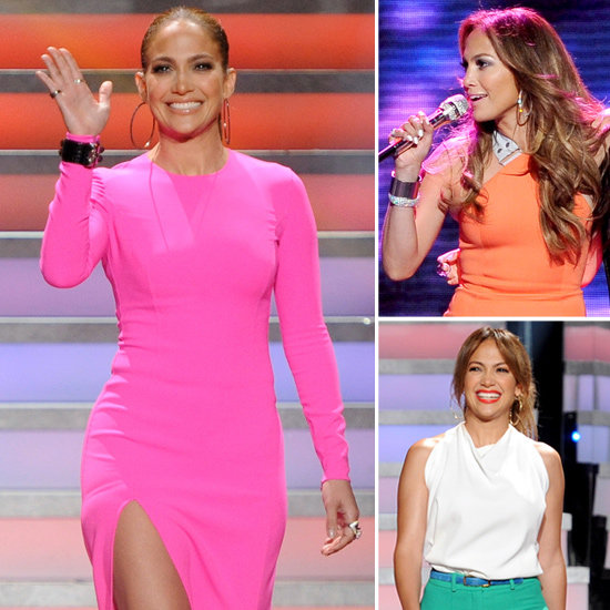 Our Top 7 Jennifer Lopez Fashion Moments on American Idol