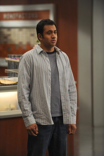 Kal Penn on House. Photo courtesy of Fox