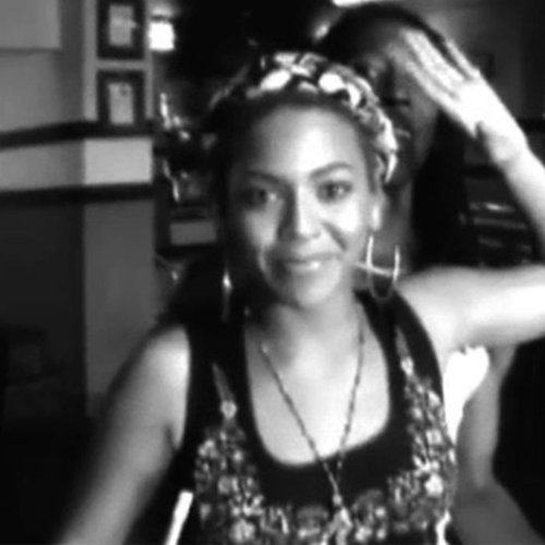 Young Beyonce Playing Pool Video