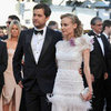 Diane Kruger White Dress Pictures Cannes With Joshua Jackson