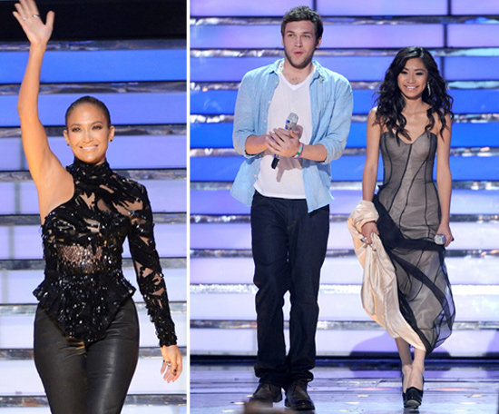 American Idol Gets Ready to Crown a Winner and to Possibly Say Goodbye to Jennifer Lopez