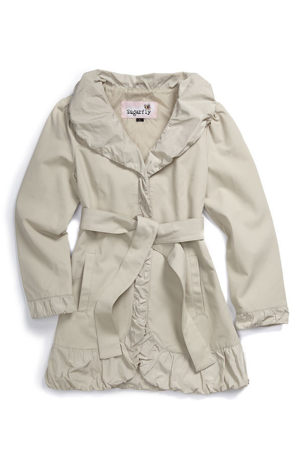 Sugarfly Trench Coat ($34, originally $68)