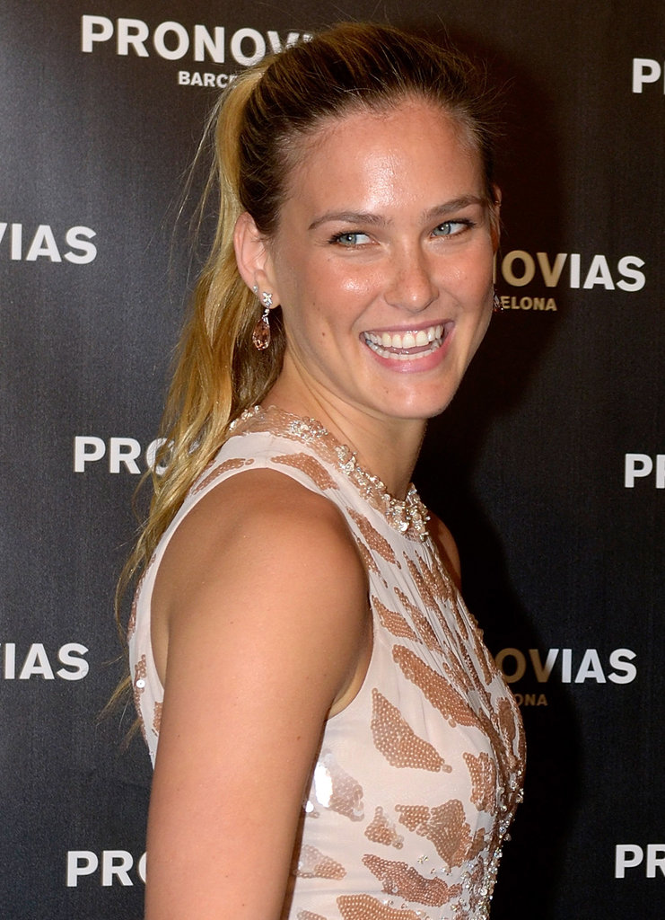 """Happiness is when you love who you are and you are able to accept yourself and others."" — Bar Refaeli on the importance of self-acceptance"