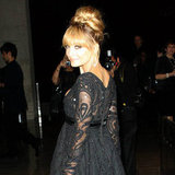 Nicole Richie Pictures at 2012 FiFi Awards