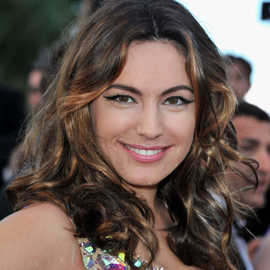 Kelly Brook at the Killing Them Softly Premiere