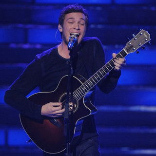 Phillip Phillips Wins American Idol