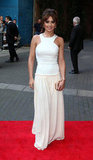 Cheryl wore a Victoria Beckham dress for the London premiere of What to Expect When You're Expecting.
