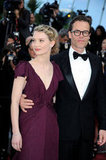 Mia Wasikowska and Guy Pearce