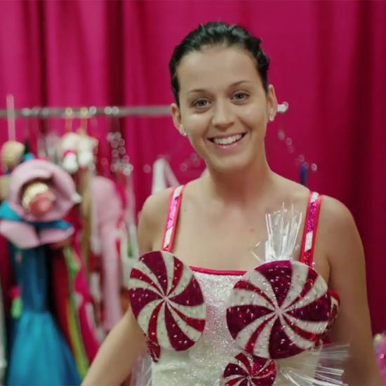 See Katy Perry Without Makeup in Katy Perry: Part of Me