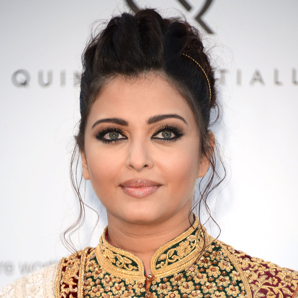 Aishwarya Rai at the amfAR Cinema Against AIDS Event