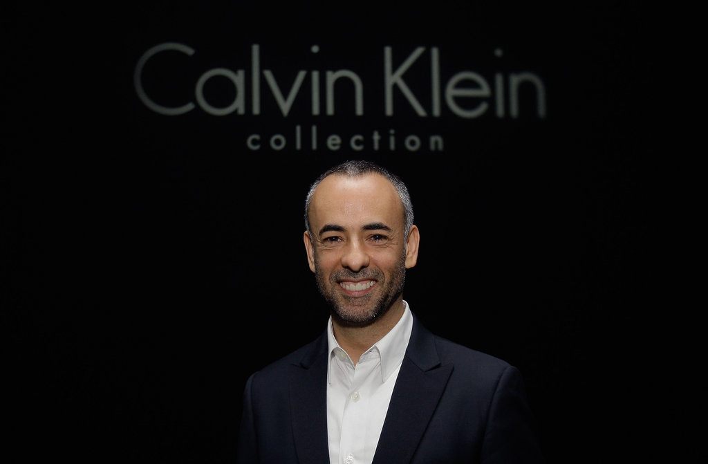 Francisco Costa took the stage at the Calvin Klein Collections event in South Korea.