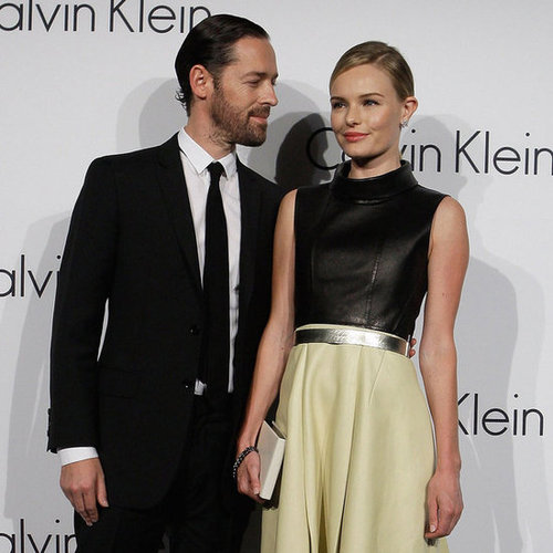 Kate Bosworth & Michael Polish Calvin Klein Event Pictures