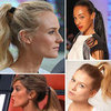 Hair Trend: Ponytail Cuffs