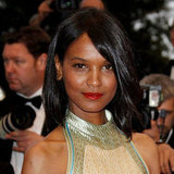Liya Kebede at the Cosmopolis Premiere