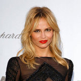 Natasha Poly at the amfAR Gala