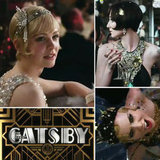Get a sneak peek at the amazing world of  1920s style to come in The Great Gatsby.