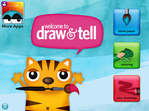 Draw and Tell HD ($2)