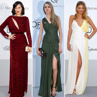 Best Dressed Brits at amfAR's Cinema Against AIDS Gala