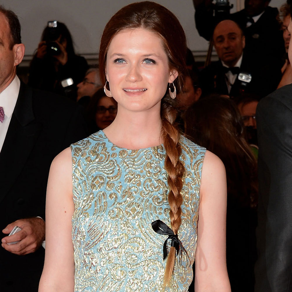 Bonnie Wright at the Cosmopolis Premiere