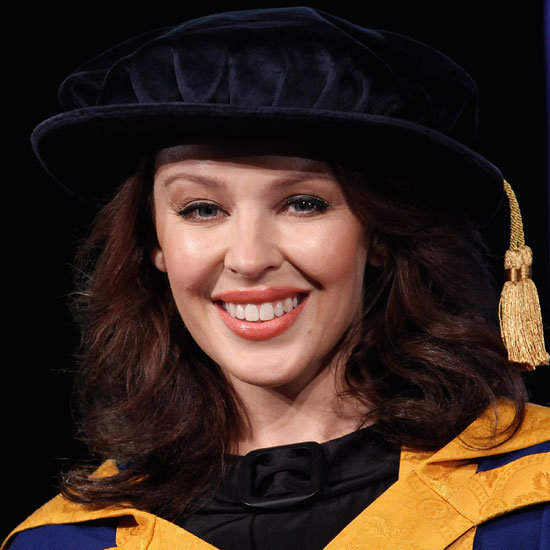 October 2011: Receiving an Honorary Degree in the UK