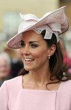 Kate Middleton was all smiles at the event.