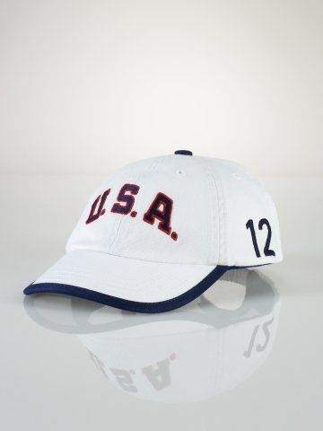 Infant Boys Team USA Sport Cap ($25)