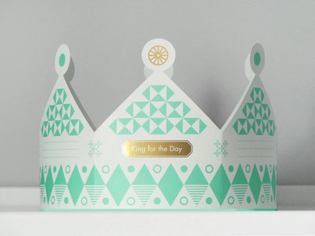 Present &amp; Correct Crown Card ($6)
