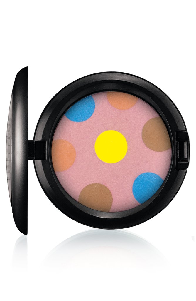 Powder to the People (£21.50) is polka-dot brilliance.