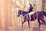 Repunzel's Horseback Rescue