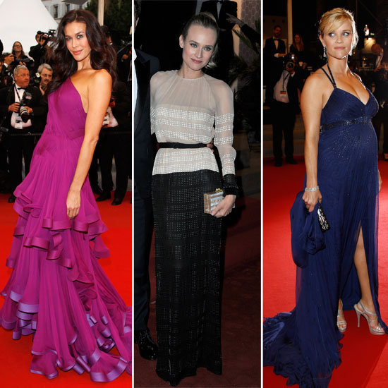 Photos Of All The Stunning Red Carpet Fashion From The 2012 Cannes Film Festival: See Our Red Carpet Review!