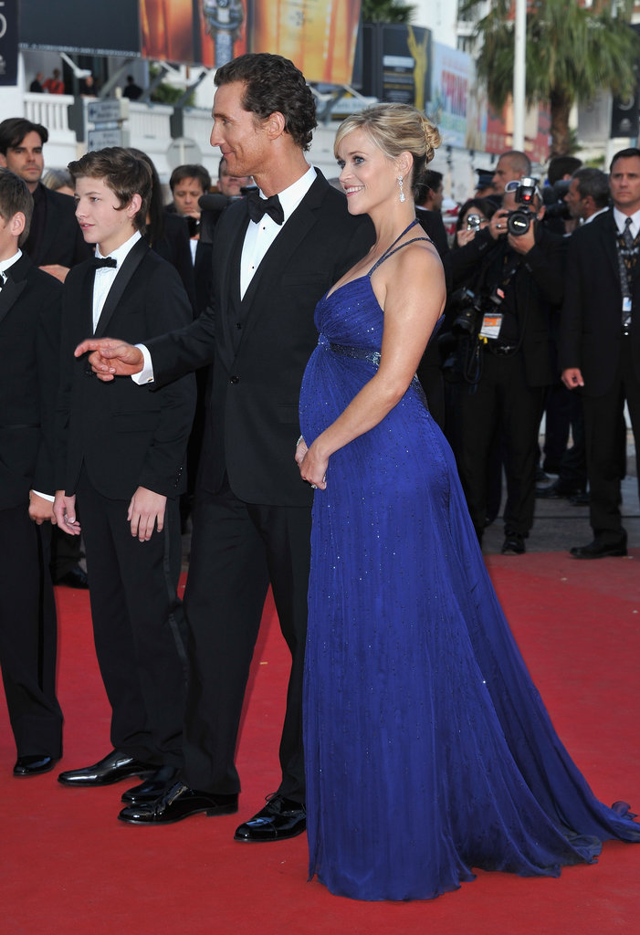 How delighful is this Atelier Versace gown on Reese Witherspoon?