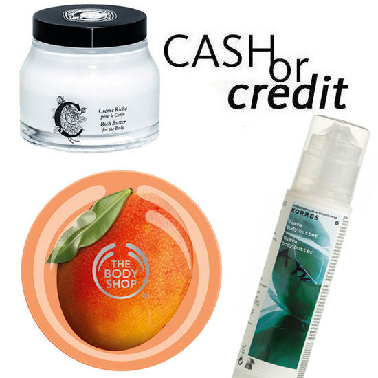 Body Butters on Every Budget