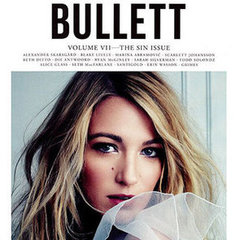 Blake Lively Talks The End Of Gossip Girl And Relationships For Bullet Magazine