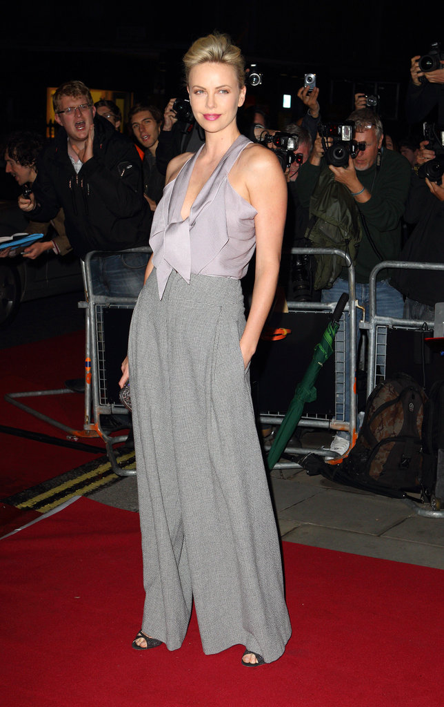 She rocked a sleek Roland Mouret menswear-inspired look at GQ's Men of the Year awards in 2011.
