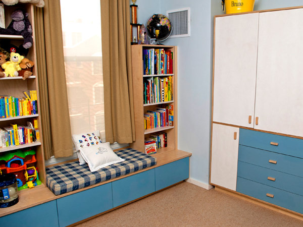 Bruno and Scarlett's 2-in-1 Bedroom