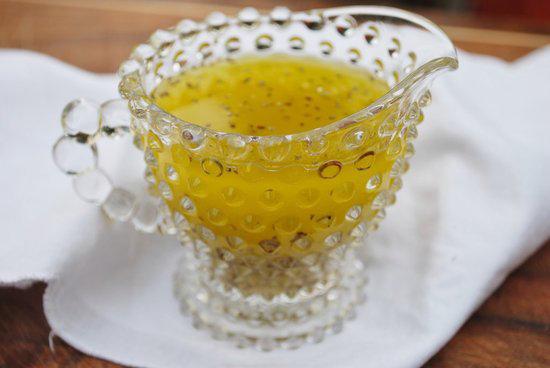 Lemon Chia Dressing