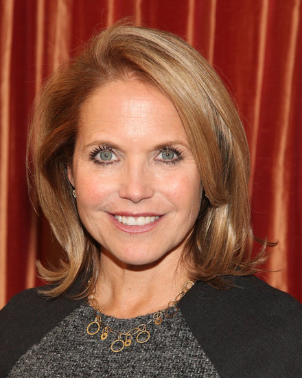 """Don't take no for an answer — that includes the voice in your own head."" — Katie Couric at Boston University (2011)"