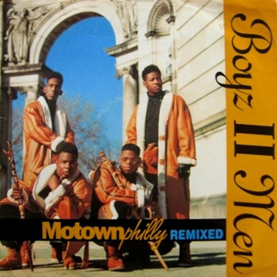 """Motownphilly"" by Boyz II Men"
