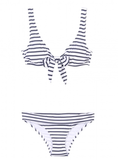 """Summer doesn't officially start till I've got the perfect swimsuit. To me, this is it. A classic striped suit with the sweetest bow to finish it off."" — Hannah Weil, assistant editor  Heidi Klein Stripe Bay Bow Top Bikini ($309)"