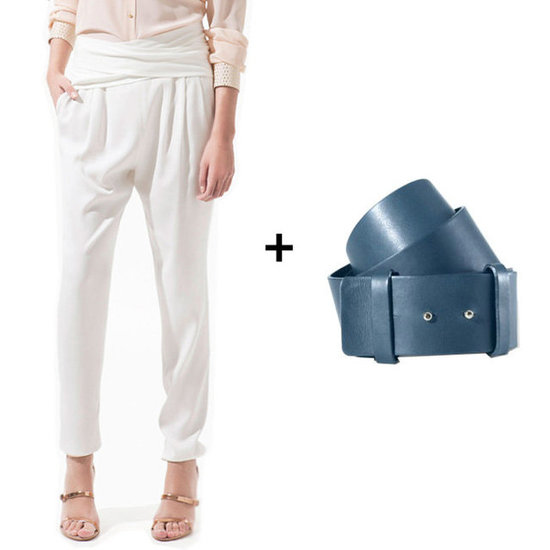 It's a Cinch: The Season's Chicest Wide Belts and How to Wear Them