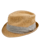 """This cute Trilby hat will be the perfect topper for my weekend bike excursions — I can already imagine the warm Summer breeze blowing in my face . . ."" — Chi Diem Chau, associate editor  J.Crew Straw Trilby Hat ($40)"