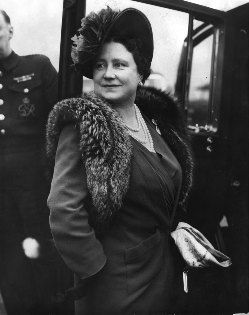 Queen Elizabeth, the mother of Queen Elizabeth II, attended the derby in May 1950.