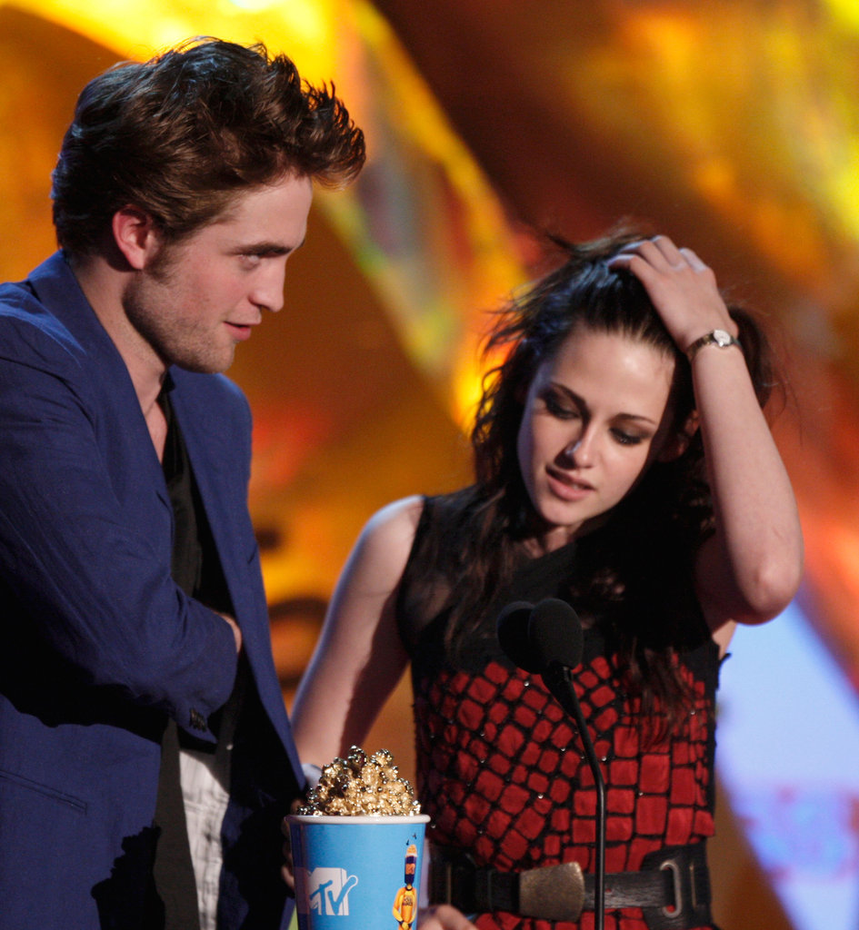 Kristen Stewart and Robert Pattinson, 2009