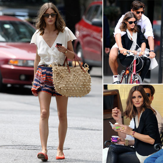 Olivia palermo week of chic see her best street style look off duty